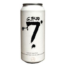 Ginjo 7 Hybrid Beer