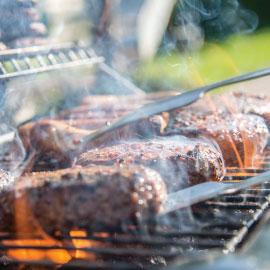 Frozen A5 Ground Beef Brisket Blend