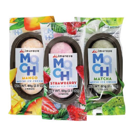 Imuraya Mochi Ice Cream