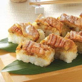Frozen Anago Maki Sushi