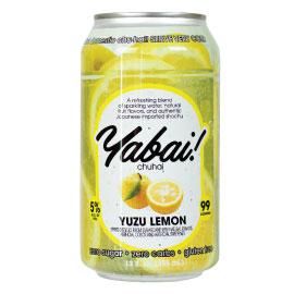 Yabai Yuzu Lemon Chuhai